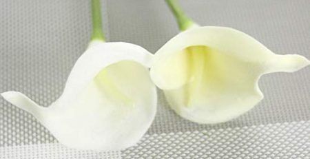 artificial calla lily flowers