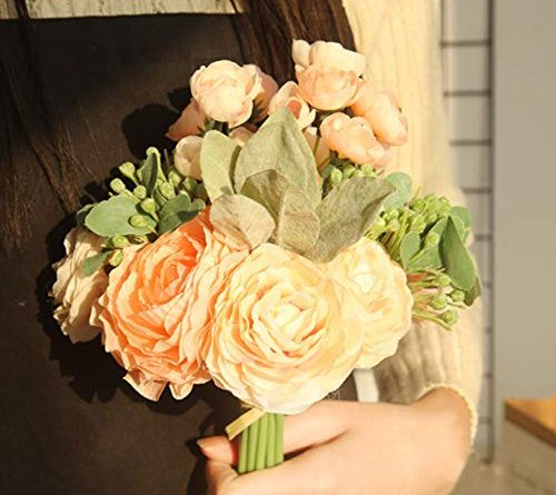 wedding hand tied bouquet