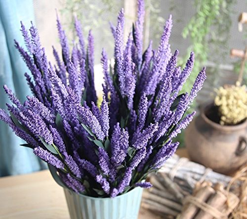 fake lavender flower