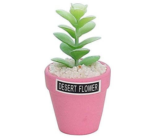 artificial succulent flower