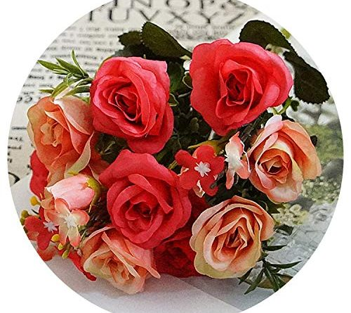 artificial flowers table decoration