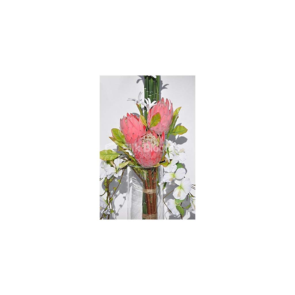 large artificial flower arrangements