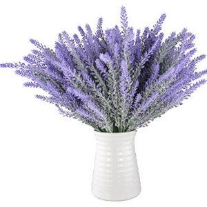 Silk Lavender Flowers