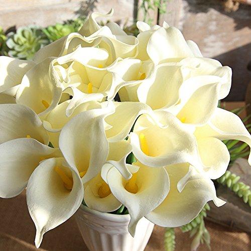 Silk Lilies Flowers
