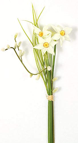 fake narcissus flowers
