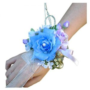 Silk Wedding Corsage