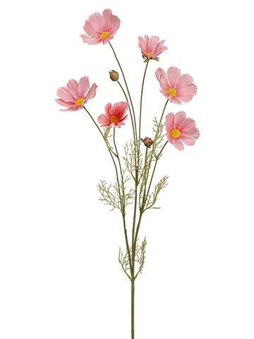 Artificial Cosmos Flowers