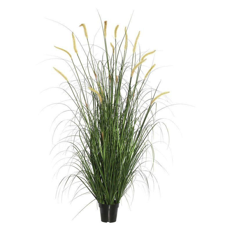 artificial foxtail grass