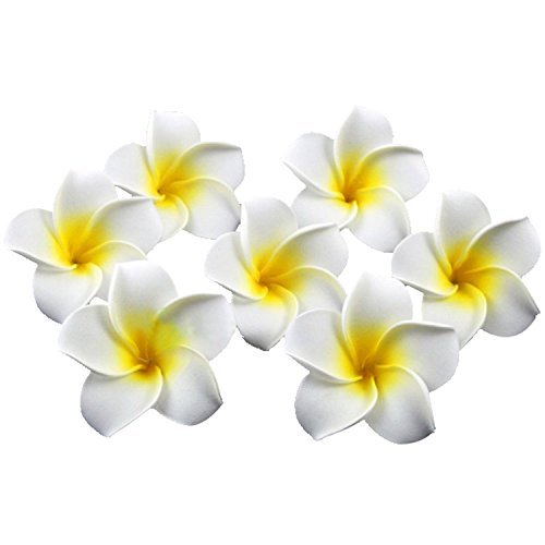 Artificial Frangipani Flowers