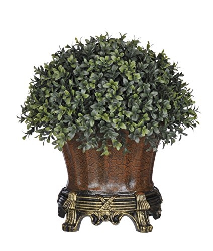 artificial outdoor topiary