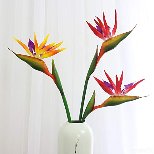 fake bird of paradise flower