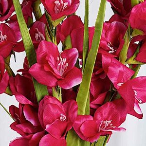 Artificial Gladiolus Flowers