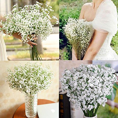 Silk Gypsophila Flowers