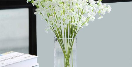Fake Gypsophila Plants Bouquets