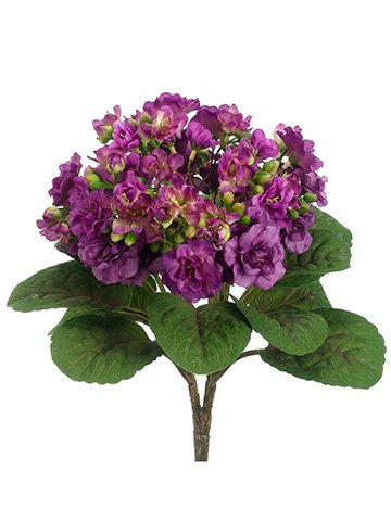 faux african violets