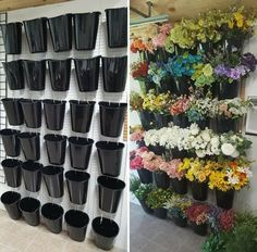 silk flower storage