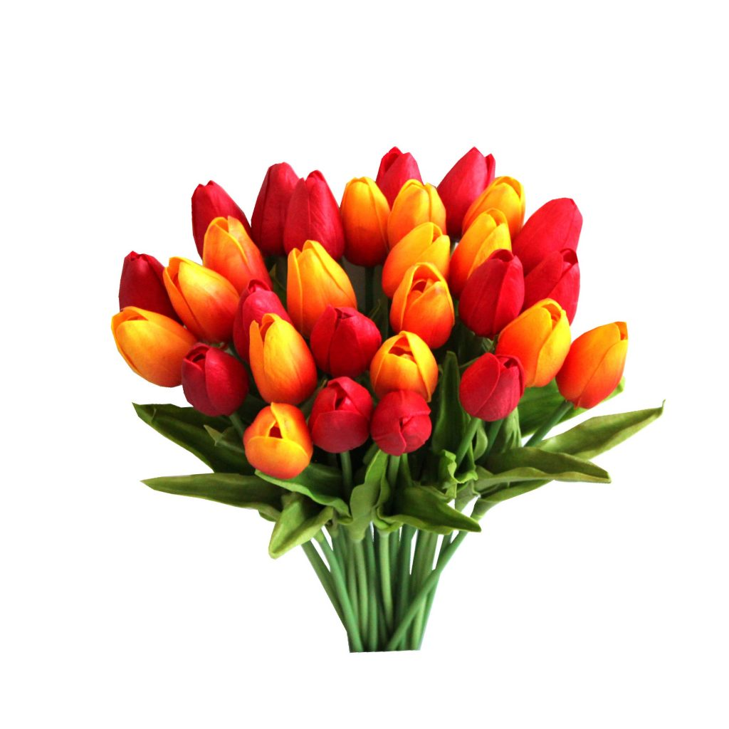 Artificial Tulips Flowers