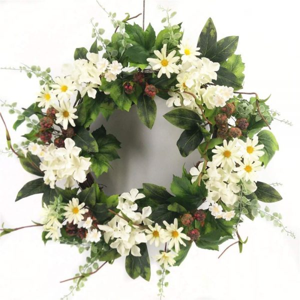 Artificial Wreath Flowers