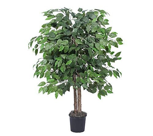 artificial indoor plants and trees