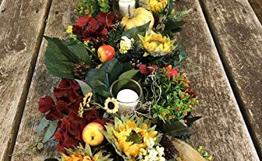 fall artificial flowers