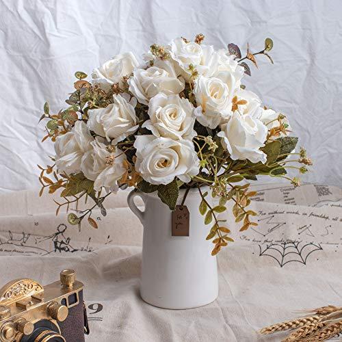 Silk Flower Centerpieces