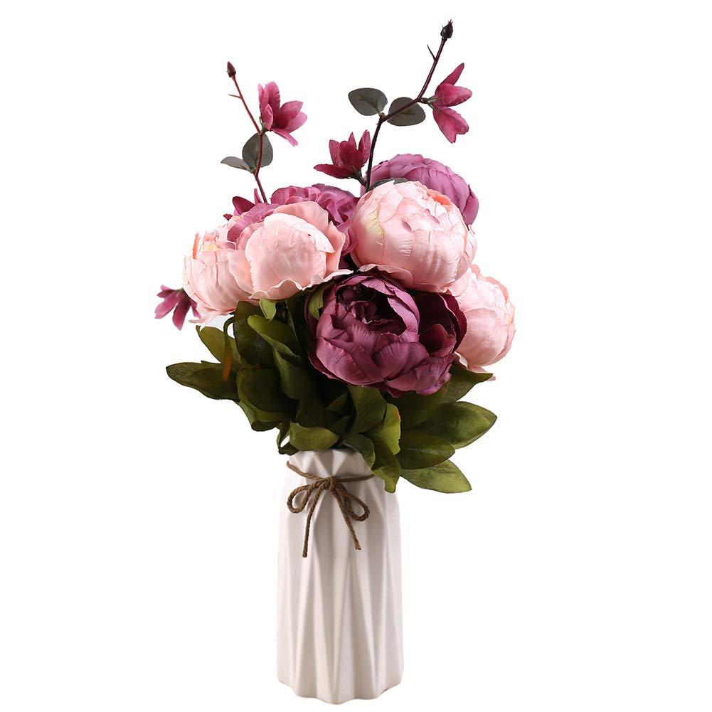 artificial bridesmaid bouquets Silk Flower Arrangements
