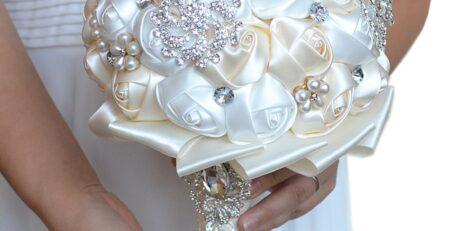Fake Flowers Wedding Decor Silk Flower Arrangements