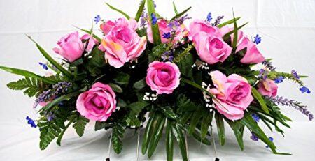 Silk Flowers For Cemetery Silk Flower Arrangements
