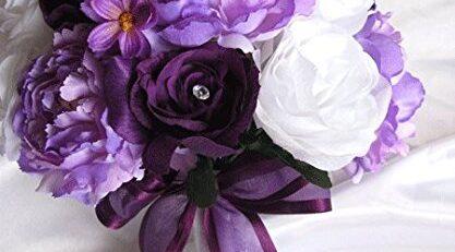 Silk Wedding Flower Packages Silk Flower Arrangements