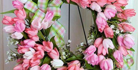 Grave Wreath Silk Flower Arrangements